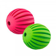 J.W. игрушка для собак - Танзанийский мяч, каучук, маленькая Tanzanian Mountain Ball for Small Dogs