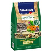 Vitakraft Pure nature herbal, корм для шиншилл