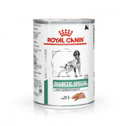 Royal Canin Diabetic Special Low Carbohydrate консервы для собак при сахарном диабете