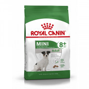 Royal Canin Mini Adult 8+ корм для пожилых собак мелких пород